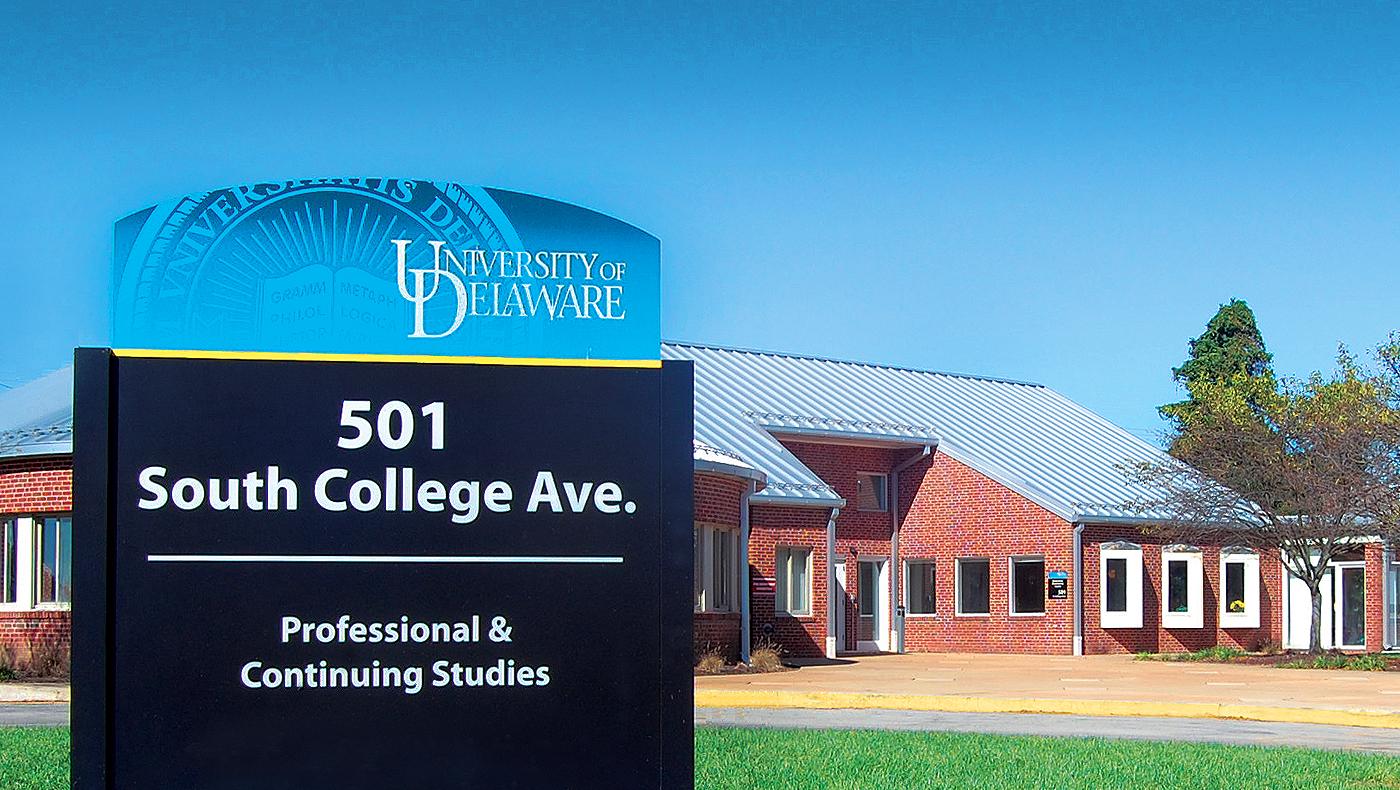 501 South College Avenue PCS Building