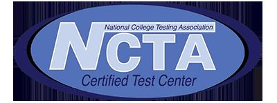 National College Test Association Certified Testing Center Badge UD