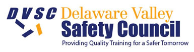 Delaware Valley Safety Council logo
