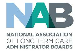 Logo for Long Term Care Administrator Boards (NAB)