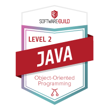 Level 2 Java Object-Oriented Programming Badge