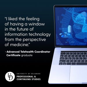 Click to read more about telehealth program graduates