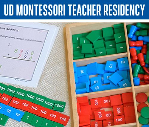 Montessori curriculum tools