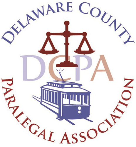 Delaware County Paralegal Association logo