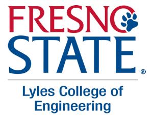 California State University Fresno logo