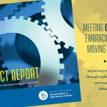 Cover of 2020 UD PCS Impact Report