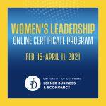 Women's Leadership Online Class