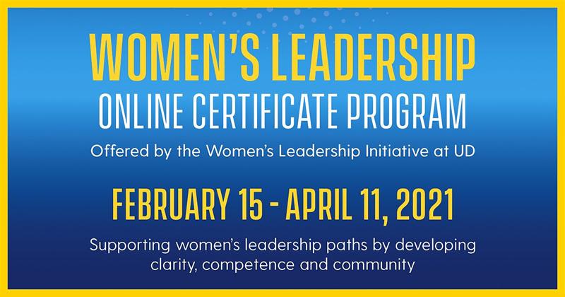 Women's Leadership Online Course