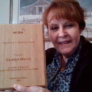 Carolyn Morris telehealth faculty