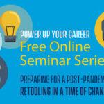 Power Up Your Career seminar graphic